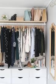 idee rangement vetement chambre 6 conseils d organisation pour votre garde robe organisation