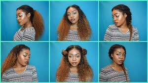 is sewins bad for hair bored with your sew in 6 easy heatless hairstyles for weaves