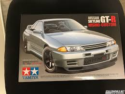 stanced nissan skyline tamiya nissan skyline gt r nismo custom scaledworld