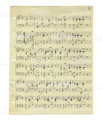 old writing paper handwritten sheet music on worn old paper stock photo 183813332 handwritten sheet music on worn old paper royalty free stock photo