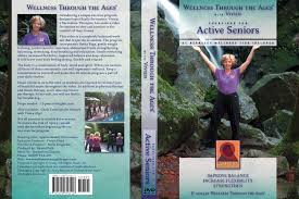 Armchair Exercises For The Elderly Dvd Wellness Through The Ages Videos
