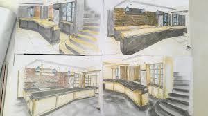 cuisine en marbre projet top de cuisine en granit ou marbre avec etude de dessin 3d