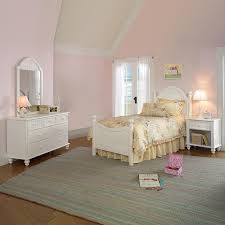 White Furniture Bedroom Sets Shop Hillsdale Furniture Westfield Off White Twin Bedroom Set At