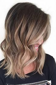 medium hair bronde caramel hair color ideas for medium length hairstyles 2017