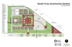 little village unveils plans for urban farm and park sustainable
