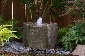 beautiful water fountain design for home contemporary decorating