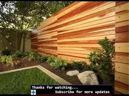 Garden Fence Types - fence types of wood fence designs fence design plans backyard