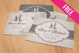 wedding u2013 free psd postcard template in psd free psd templates
