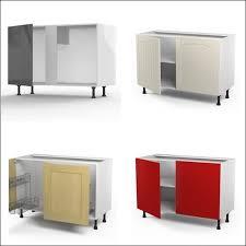 bas de cuisine pas cher meuble bas cuisine porte coulissante cool meuble bas