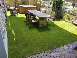transform a boring area to a lush multi functional entertaining