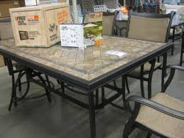 High Patio Dining Set Hton Bay Westbury High Patio Dining Set At Home Depot Bars