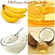 banana hair diy moisturizing banana and hair mask a girl s gotta spa