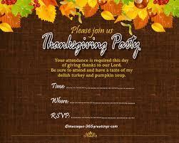 thanksgiving invitations wording ideas invitation wording