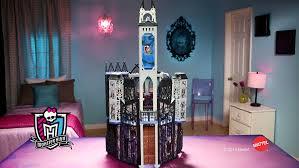 monster high bedroom decorating ideas monster high deadluxe high school play set shop monster high