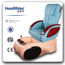 Luxury Massage Chair White  Luxury Lie Down Massage Chair - Home spa furniture