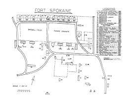 Spokane Map Lake Roosevelt Nra Administrative History Chapter 8