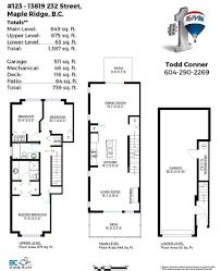 123 13819 232 street maple ridge bc todd conner real estate