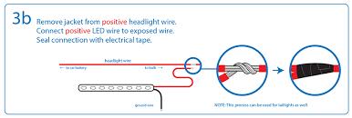 alpena flex led lights installation alpena ca