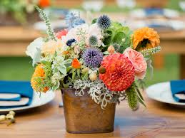 flower arrangement pictures with theme wedding reception centerpiece styles
