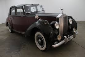 antique rolls royce for sale 1954 rolls royce silver dawn right hand drive beverly hills car club