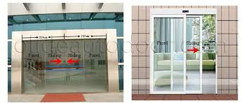sliding glass door closer commercial automatic sliding doors commercial sliding door opener