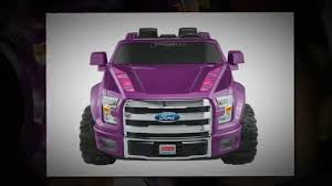 Old Ford Truck Toddler Bed - fisher price ford f150 power wheels kids ride on toy youtube