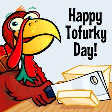 happy save a turkey day vegan daemon