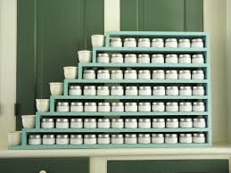 Martha Stewart Kitchen Canisters Good Things By David Martha By Mail Spice Rack