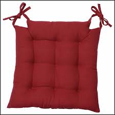 appropriately choose and buy chair cushions with ties home