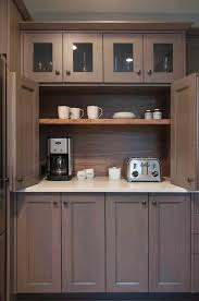 coffee kitchen cabinet ideas 28 coffee station ideas built into your kitchen cabinets