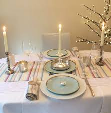 inspirational romantic dinner setting ideas 13 with additional