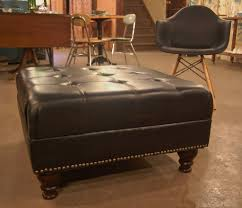 Leather Storage Ottoman Coffee Table Sofa Tufted Ottoman Coffee Table Leather Storage Ottoman Chair