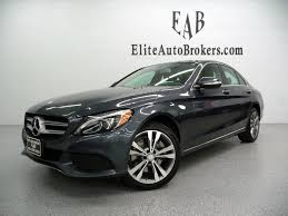 mercedes c class c300 2015 used mercedes c class c300 4matic at elite auto brokers