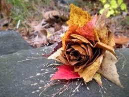 diy thanksgiving centerpiece ideas autumn leaf tutorial