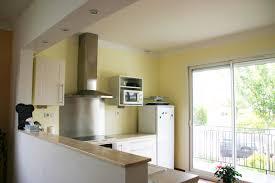 sejour avec cuisine ouverte cuisine ouverte sur sejour inspirations avec modification cuisine