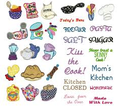 Kitchen Towel Embroidery Designs Enchanting Kitchen Towel Machine Embroidery Designs 66 On Kitchen