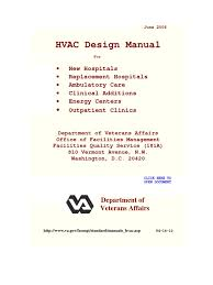 hvac design manual for hospitals hvac duct flow