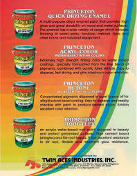 paints waterproofing coatings twin aces industries inc