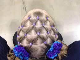 ribbon for hair that says gymnastics gymnast hair gymnastics meet hairstyles pinterest gymnasts