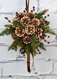 Christmas Ornaments Crafts To Make by Best 25 Pine Cone Crafts Ideas On Pinterest Scandinavian
