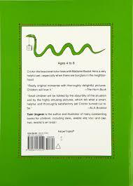 crictor reading rainbow books tomi ungerer 9780064430449