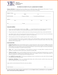 Child Support Contract Template 4 Medical Payment Plan Agreement Template Purchase Agreement Group