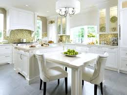 kitchen island as table beautiful kitchen table ideas ultimate home ideas white kitchen