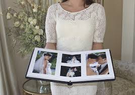 make wedding album flush mount album flush mount wedding photo books my bridal pix