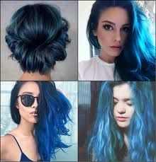 sea and sky blue hair color 2017 you will adore long hairstyles