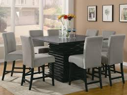 Black Kitchen Table Chairs by Kitchen 28 Area Rug Wood With Grey Chairs And Kitchen Table Set