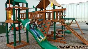 exterior playsets for backyard with gorilla swing sets
