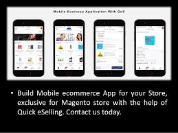 Magento B2b E Commerce Platform B2c E Commerce Quicke Selling E Commerce Mobile App Platform For B2b B2c