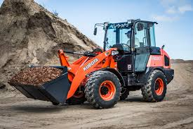 kubota u0027s all new r30 series wheel loaders bring more power more