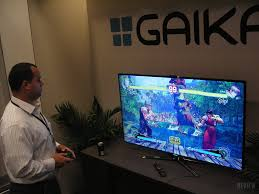 previewing the gaikai cloud based video game service at the 2012